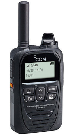 Icom Push-to-Talk Over Cellular IP501H radio